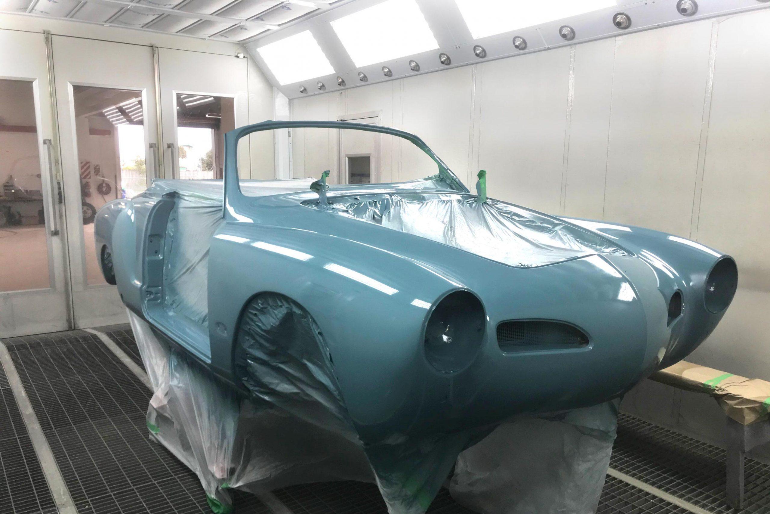 paintwork restoration specialists
